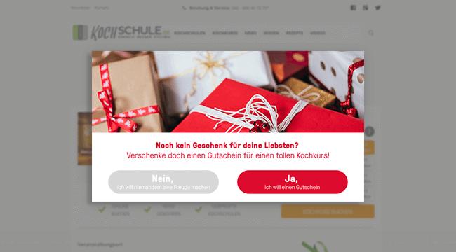 bookingkit-Webseite-für-Erlebnisanbieter-Weihnachten-Pop-Up