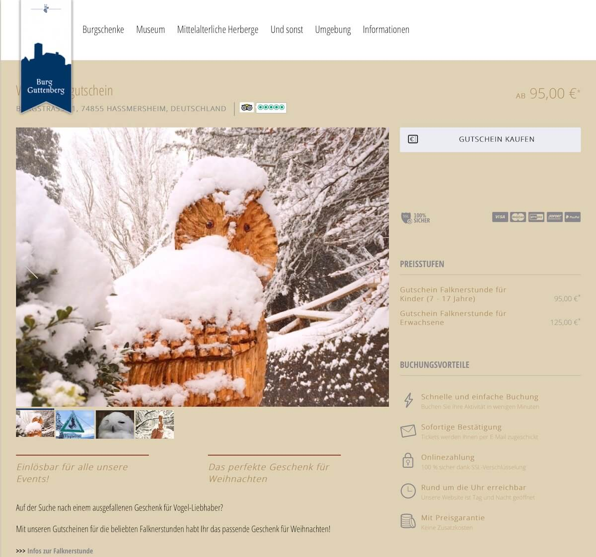 bookingkit-marketing-weihnachten-beispiel-burg-guttenberg
