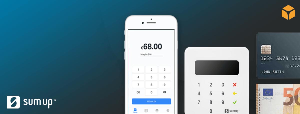 Réunir les paiements sur place et en ligne avec bookingkit et SumUp