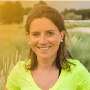 Marine Grosjean, championne du monde monopalme, créatrice et gérante de Nerees