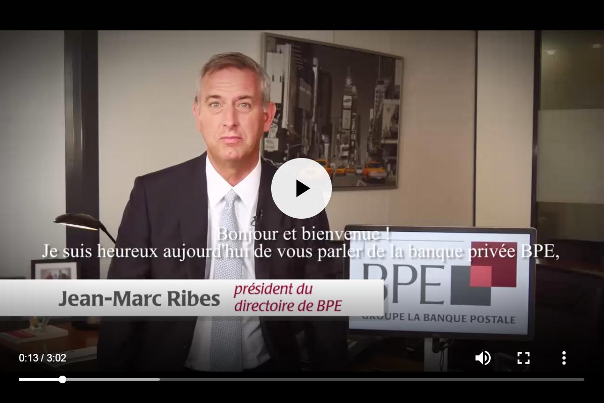 La Banque Privée BPE