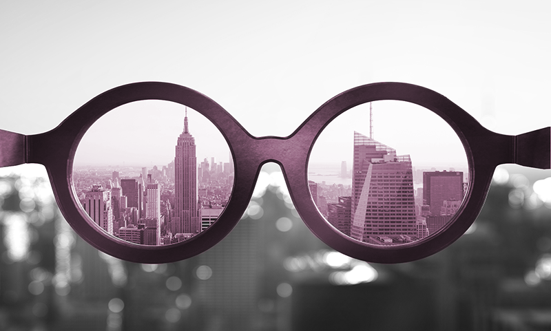 """Faut-il chausser des """"lunettes roses"""" ? (Mars 2019)"""