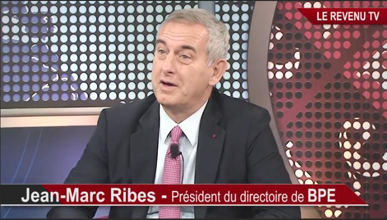 Interview de Jean-Marc Ribes, président du directoire de la Banque Privée BPE par Le Revenu TV