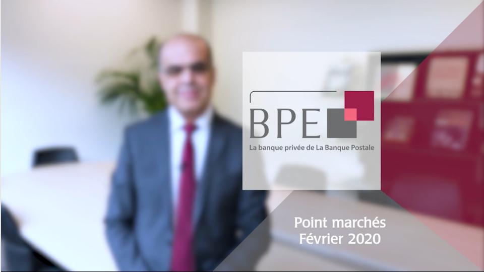 Point marchés Février 2020