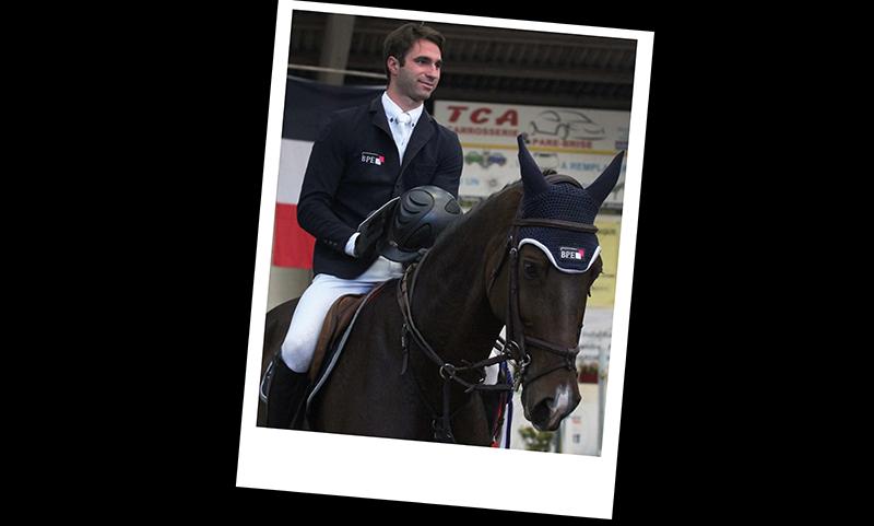 Julien Anquetin : la passion du cheval en héritage