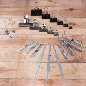 Clips Pins & Fasteners