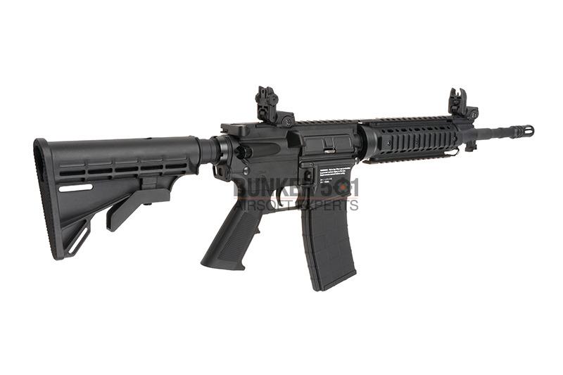 Tippmann M4 Carbine Co2 Hpa Blowback Hpa Bundle Pack