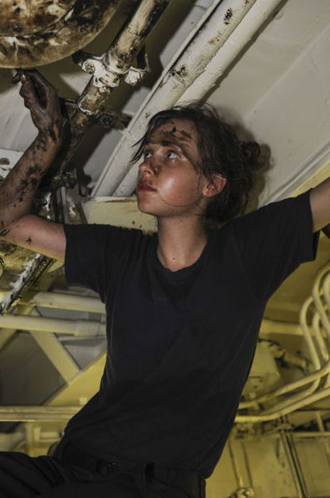 girls in army 21 - בנות בצבא - מסביב לעולם (30 תמונות)