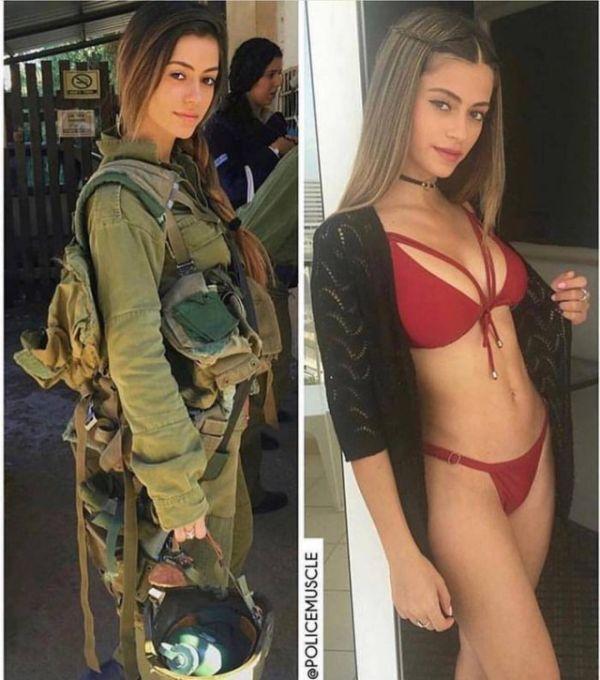 7803541f1b467b59b5f0ae2028eebcf2 - סקסיות בצבא (30 תמונות)