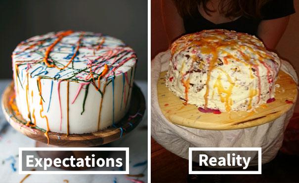 funny food fails expectations vs reality 31 5a43b998ee2a9  605 - 25+ כשלונות בישול שיגרום לך למות מצחוק