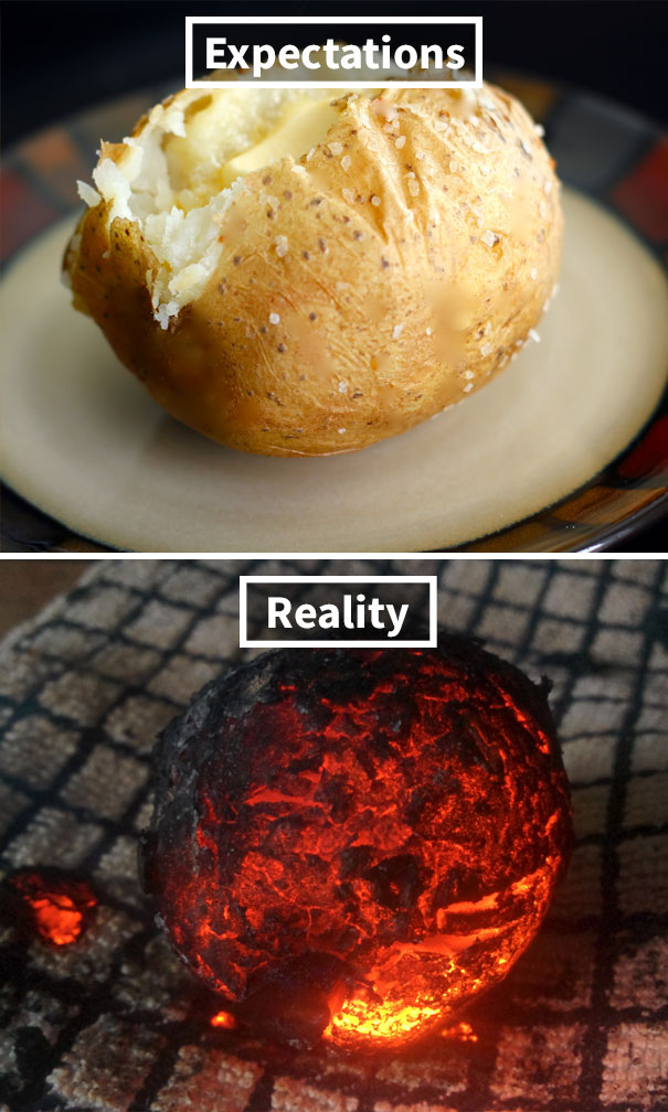 funny food fails expectations vs reality 39 5a43c2714f079  605 - 25+ כשלונות בישול שיגרום לך למות מצחוק