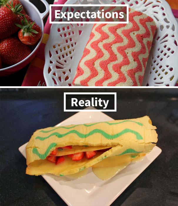 funny food fails expectations vs reality 82 5a4654b180073  605 - 25+ כשלונות בישול שיגרום לך למות מצחוק