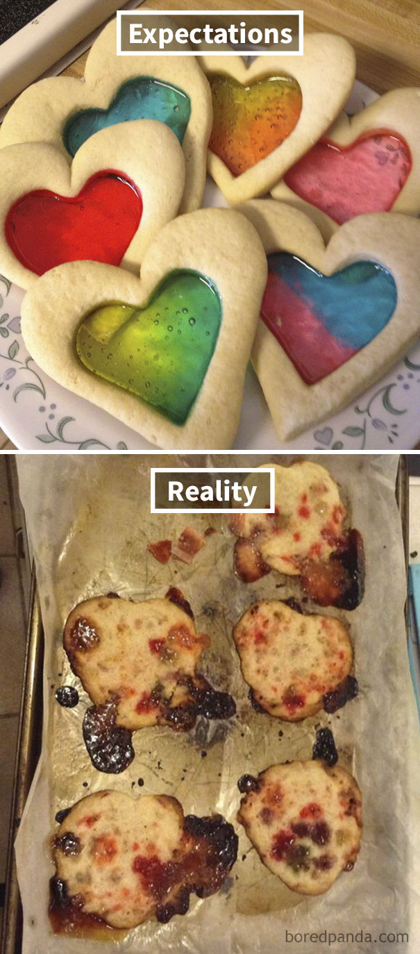 funny food fails expectations vs reality 106 5a5321debbd7f  605 - 25+ כשלונות בישול שיגרום לך למות מצחוק