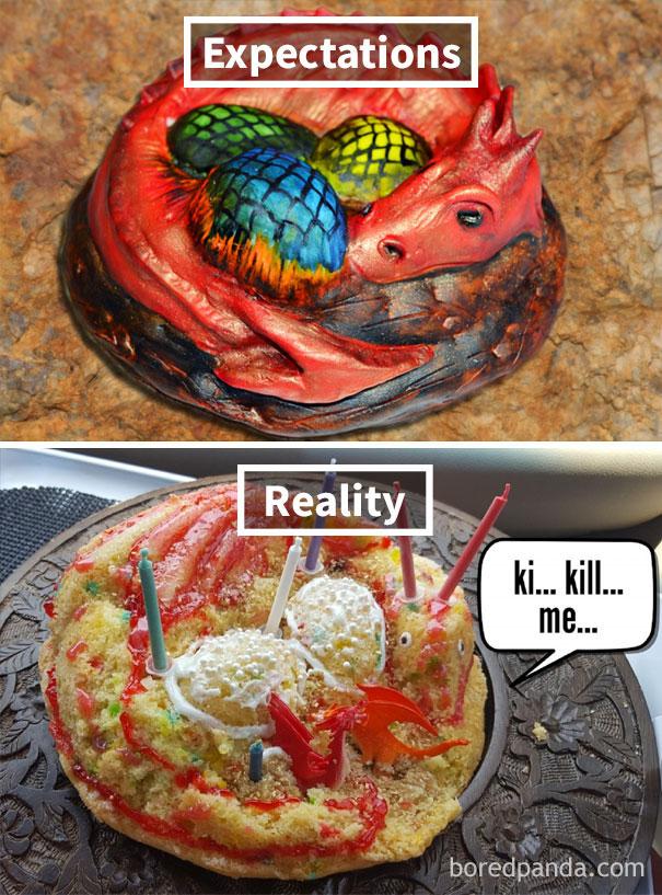 funny food fails expectations vs reality 108 5a532382253f8  605 - 25+ כשלונות בישול שיגרום לך למות מצחוק
