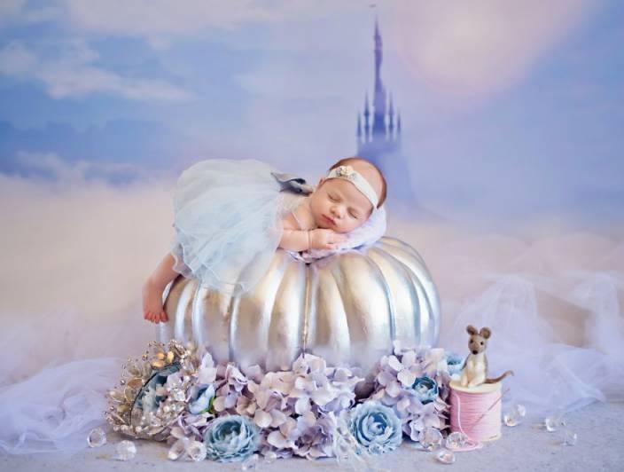 b24df95c99a288ae9f3f58aeaa70cf26 - מיני נסיכות - תינוקות , של דיסני שישבו את ליבכם