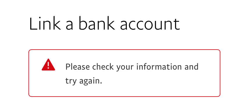 PayPal verification - bunq Together
