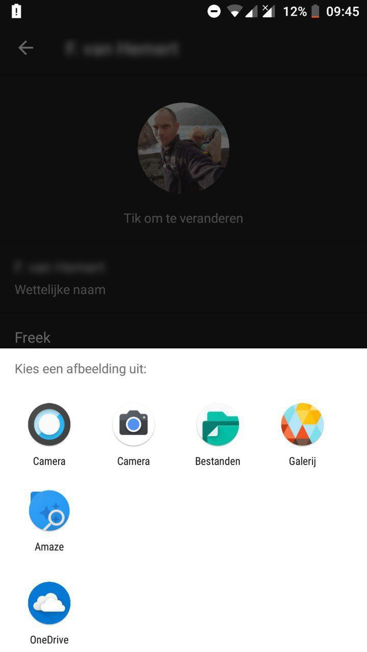 🇳🇱 Not able to select an image from gallery as account image
