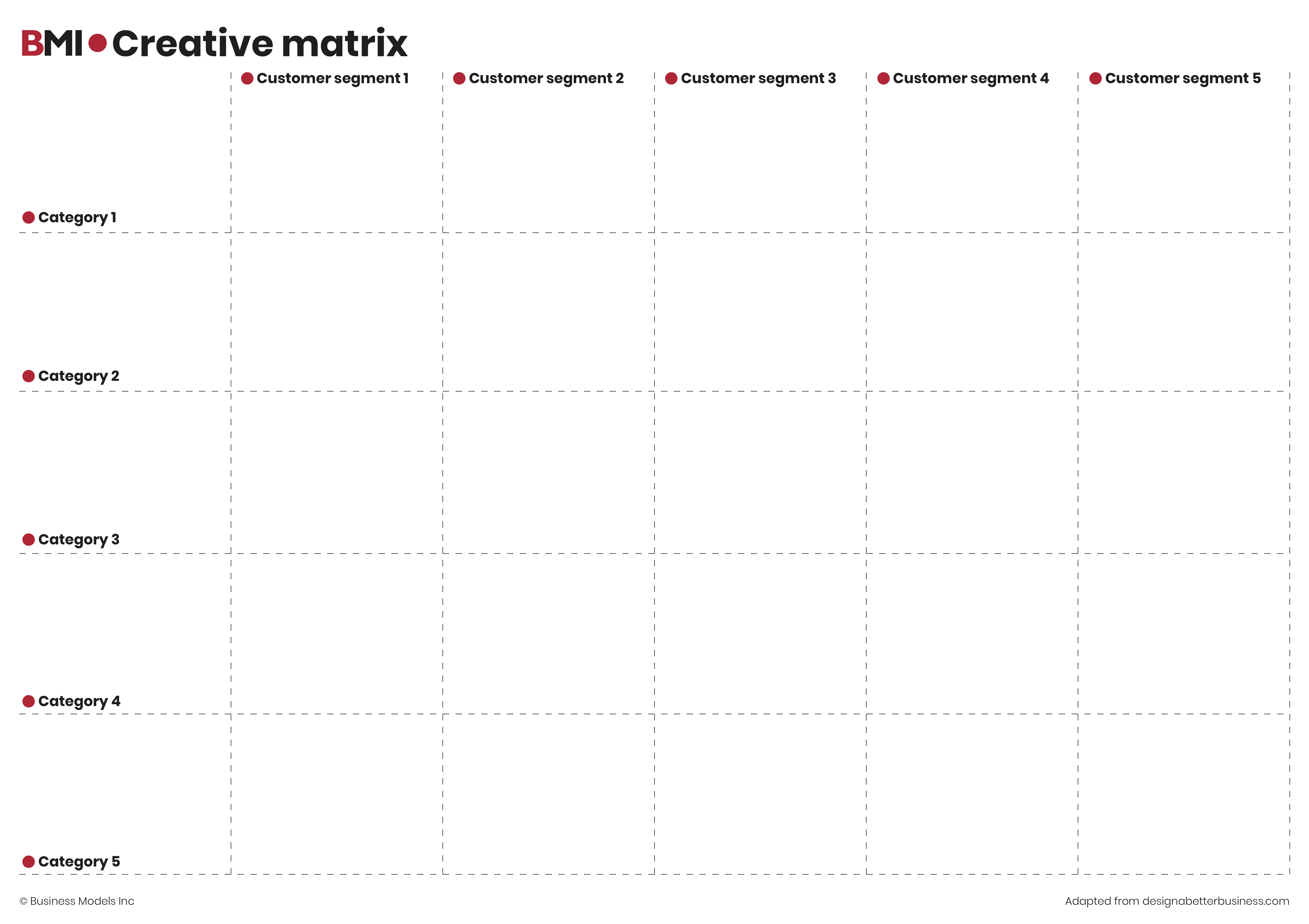 BMI•Creative-matrix