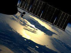 la-sardegna-all-and-rsquo-alba-vista-dallo-spazio-l-and-rsquo-ultimo-scatto-della-cristoforetti