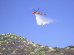cinque-roghi-in-sardegna-elicotteri-in-azione
