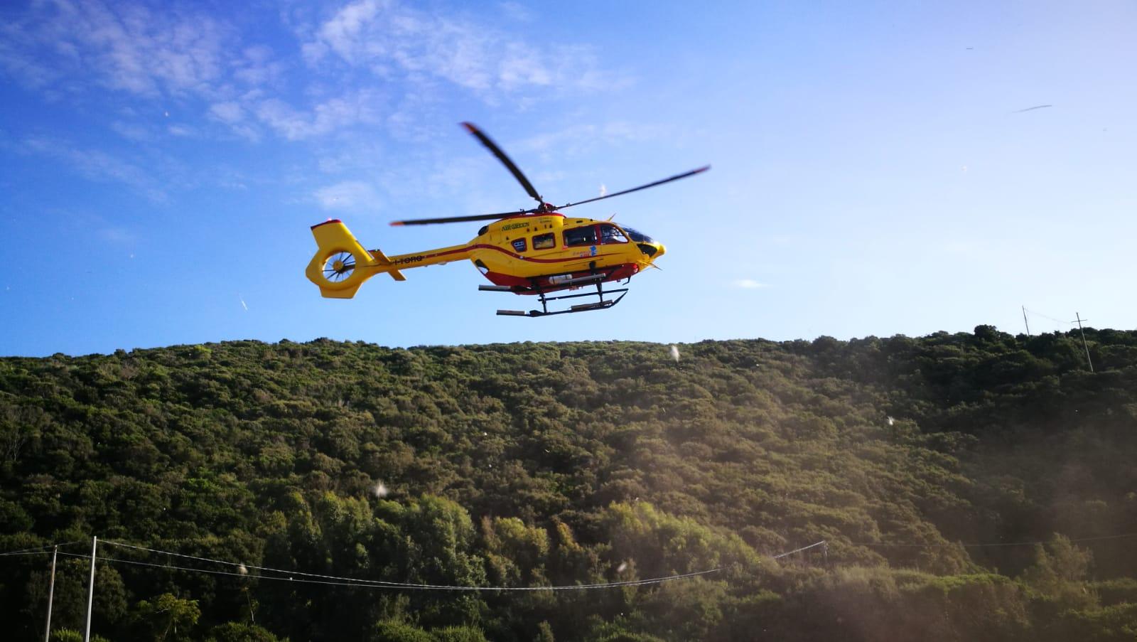 Elicottero 118 : Incidente elicottero del sei morti tra cui due soccorritori
