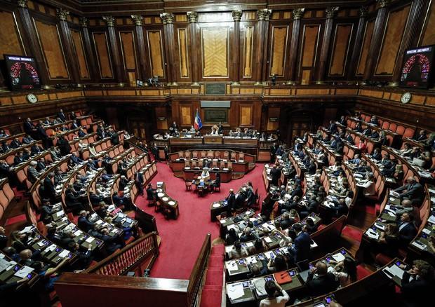Taglio del numero dei parlamentari che fine ha fatto for Parlamentari numero