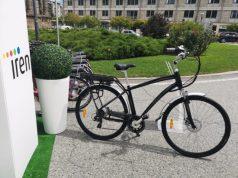 E-bike, bici a pedalata assistita di IrenGo