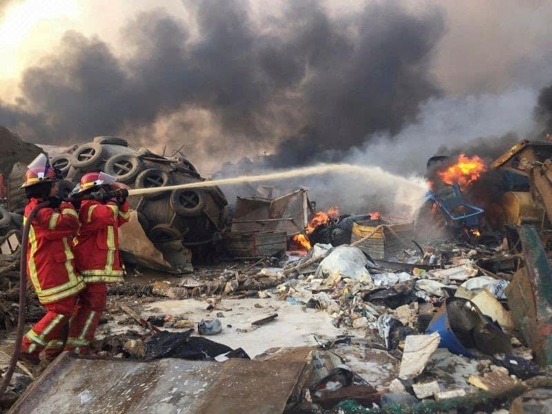 """Hezbollah: """"L'esplosione nel porto di Beirut è una catastrofe che ..."""