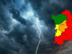 Temporali allerta meteo novembre 2020