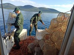 Alghero pesca illegale