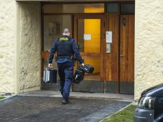 segregato Svezia