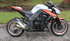Kawasaki Z1000 2007