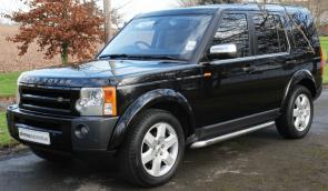 Land Rover Discovery 3 Metropolis