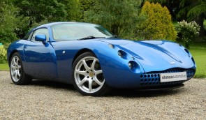 TVR Tuscan MK1 S Exterior