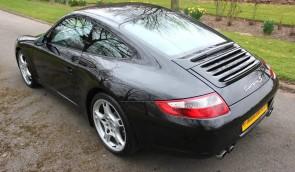 Porsche 997 C2S - Shmoo Automotive Ltd