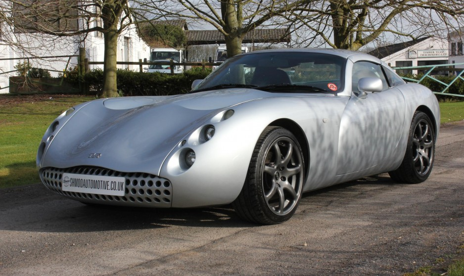 TVR Tuscan MK1 Shmoo Automotive