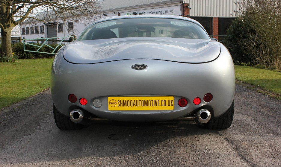 TVR Tuscan MK1 Shmoo Automotive