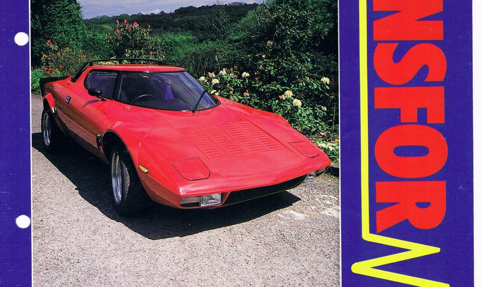 Ferrari Mondial SD500 - Shmoo Automotive