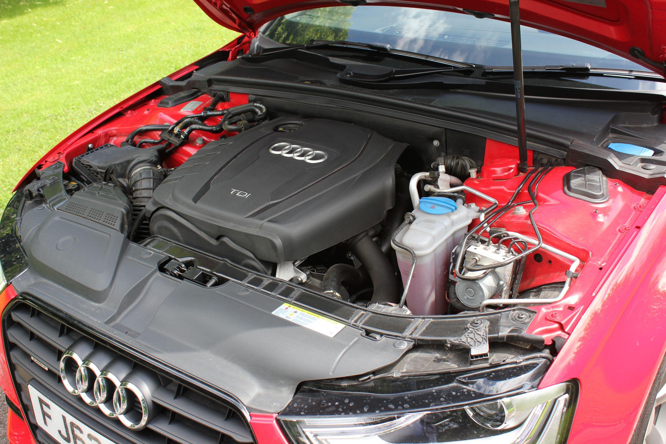 Audi A4 Avant 20tdi Sline Black Edition Quattro Shmoo