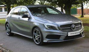 Mercedes A Class AMG - Shmoo Automotive Ltd