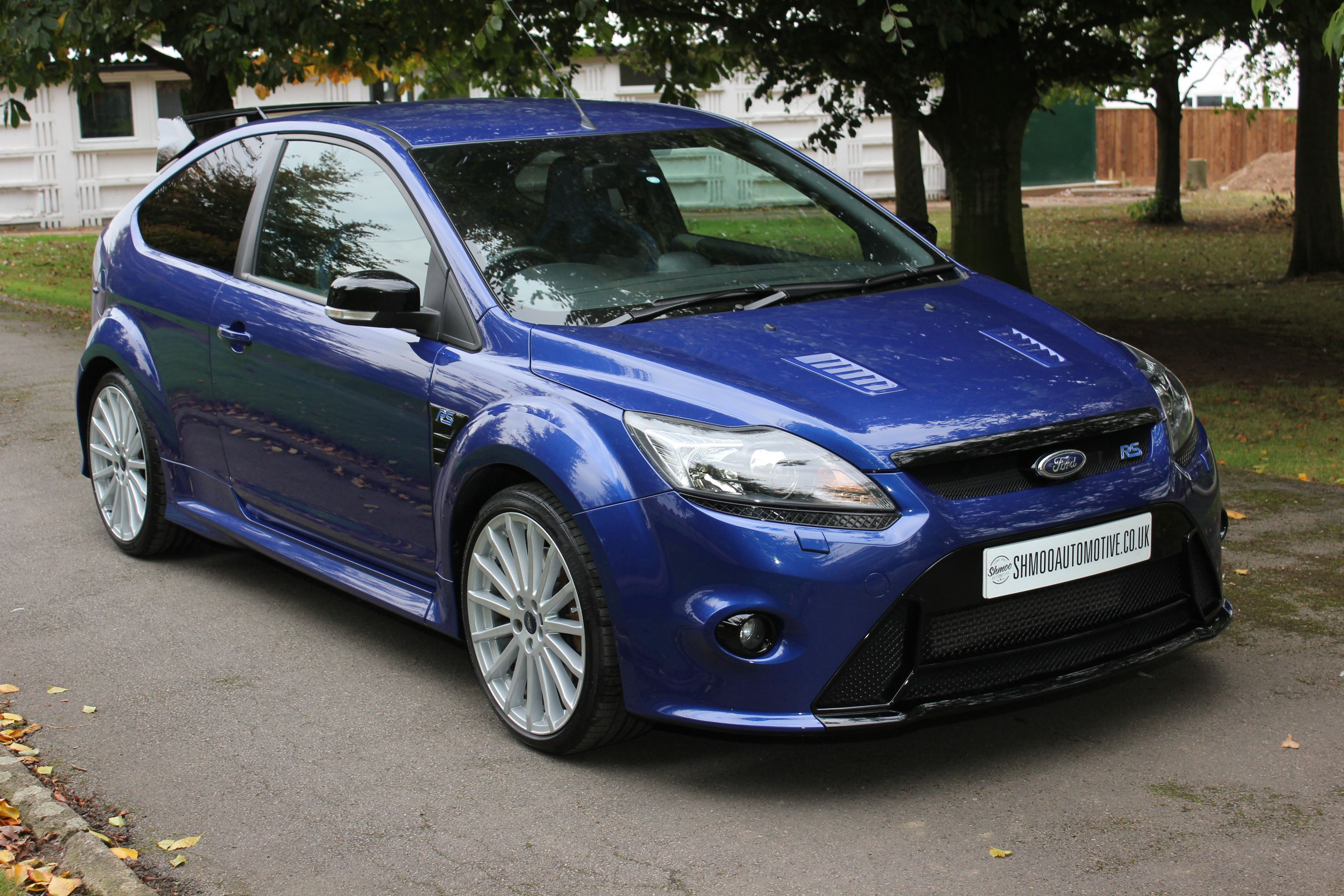 Ford Focus Rs Mk2 Stunning 1 Owner Car With 15 000 Miles Ffsh Shmoo Automotive Tvr Sports Cars Sales Shmoo Automotive Tvr Sports Cars Sales