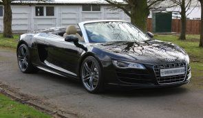 Audi R8 V10 5.2 Spyder - www.shmooautomotive.co.uk