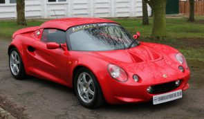Lotus Elise 111S S1 - www.shmooautomotive.co.uk