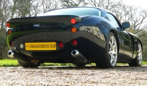 TVR Tuscan MK1 S - Shmoo Automotive Ltd