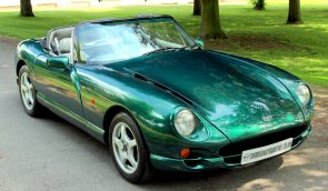 TVR Chimaera 450 PAS - Shmoo Automotive Ltd