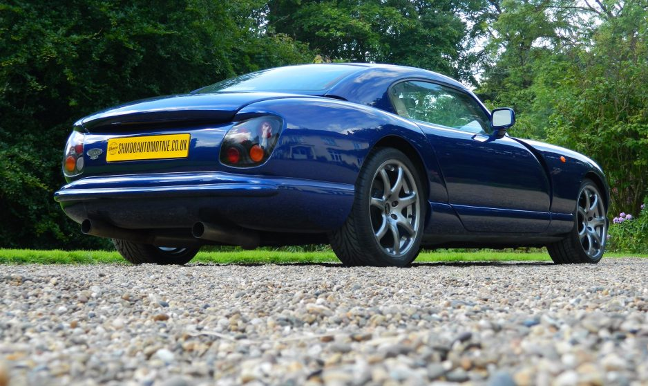 TVR Cerbera 4.5 AJP V8 - Shmoo Automotive Ltd