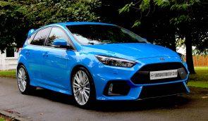 Ford Focus RS MK3 Shmoo Automotive Ltd