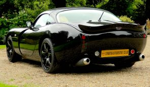 TVR Tuscan 2S - Shmoo Automotive Ltd