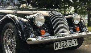 Morgan Plus 4 #morgan Shmoo Automotive Ltd