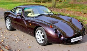 TVR Tuscan MK 1 5440 miles www.shmooautomotive.co.uk